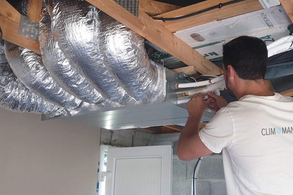 Installation et mise en service de votre appareil